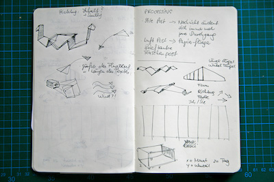 Sketches of data visualization