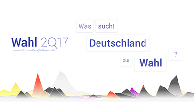 Interaction design and data visualization of the German election together with Moritz Stefaner and Dominikus Baur
